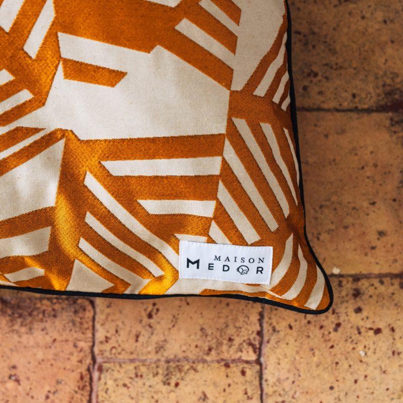original coussin pour chien maison médor