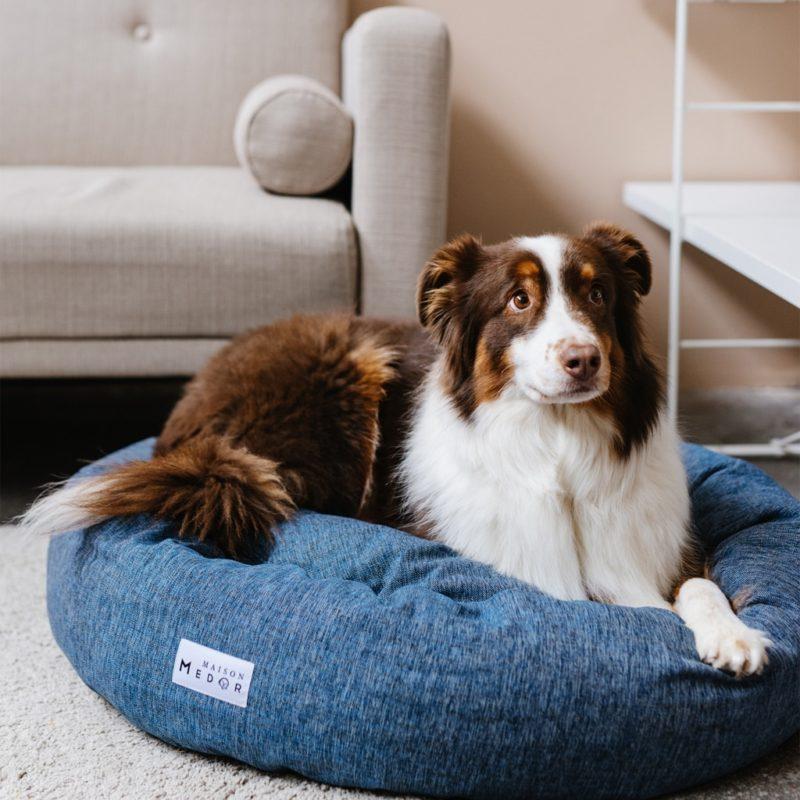 le panier pour chien made in france effet jean maison médor